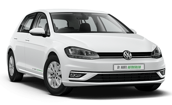 Dr. Hartl Autoverleih | VW Golf