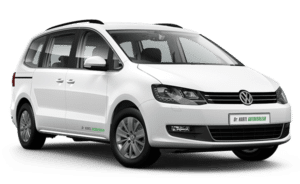 Dr. Hartl Autoverleih | VW Sharan