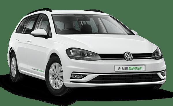 Dr. Hartl Autoverleih | VW Golf Variant