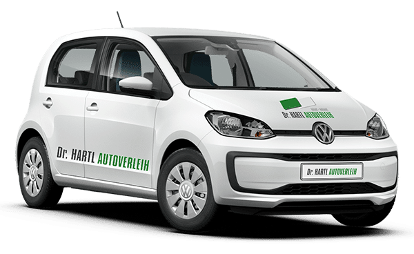 Dr. Hartl Autoverleih | VW UP