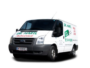 Dr. Hartl Autoverleih | Ford Transit