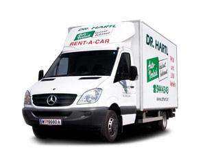 Dr. Hartl Autoverleih | Mercedes Sprinter LBW