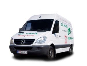 Dr. Hartl Autoverleih | Mercedes Sprinter