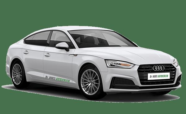 Dr. Hartl Autoverleih | Audi A5 S-Line