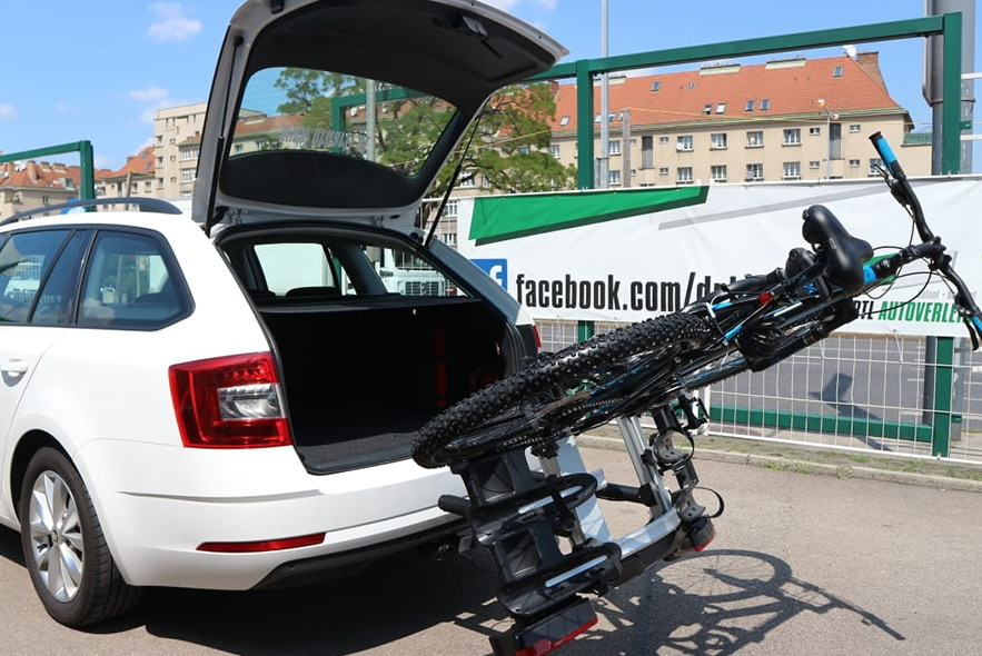 Dr. Hartl Autoverleih | Fahrradträger